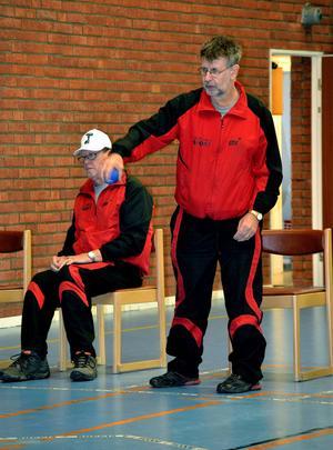 Egon Lundahl från DHR Ånge tog hem bronsmedaljen i den individuella tävlingen.