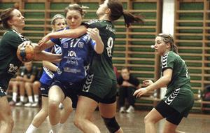 Petra Jönsson kämpade väl – men Arbrå tappade det mesta borta mot Bolton.