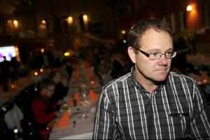 """""""Det känns tungt att vara i opposition i fyra år till"""", säger riksdagsledamoten Gunnar Sandberg."""