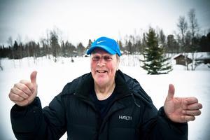 Lars Nelsons förre tränare Jan Ravald kan ta åt sig en hel del av äran för 28-åringens framgångar. Det var Ravald som tränade Nelson under de viktiga ungdoms- och junioråren.