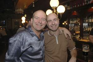 Oliwer. Hans Broström och Tomas Boström