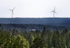Regeringspartierna vill avskaffa kommunernas nuvarande vetoträtt vid vindkraftsetableringar, konstaterar skribenten.