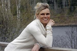Mia Karlsson blir ordförande i nya skidklubben i Sollefteå som har höga mål inför framtiden. Både när det gäller medaljer och arrangemang.
