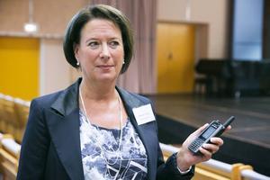 Susanne Norberg, kommunstyrelsens ordförande Falun (S).