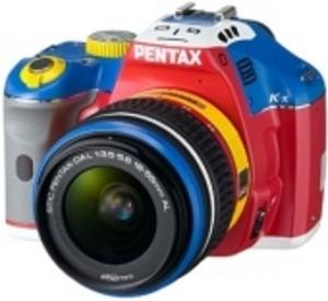 Multifärgad Pentax K-x