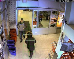 Här fångades han på bild vid en rekonstruktionsresa till Strömsund i januari.