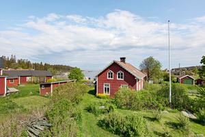Hus på Brämön