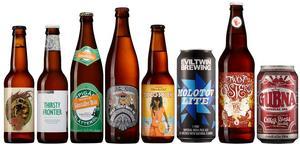 Åtta riktigt spännande och goda nya öl på Systemet.