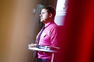Det andra hälsingeföretaget, RoadRoid från Ljusdal, var det yngsta av de fyra. Lars Forslöf uppmanades satsa vidare.