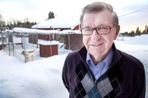 Entreprenören Jan Erik Lindkvist trivs i sitt hemlän Jämtland. För tio år sedan flyttade han tillbaka och valet föll på Laxsjö där dottern driver en hundkennel.