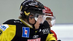 VIK-bekantingen Andreas Valdix lämnar Oskarshamn.