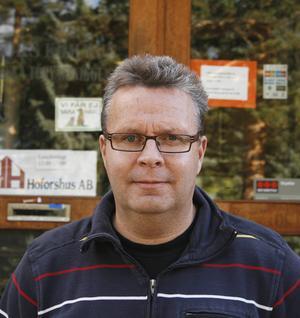 Christian Rickardsson, vd Hoforshus.
