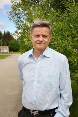 Sven-Åke Draxten, kommunalråd i Bräcke