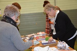 I montern för Mötesplats Afasi i Gävleborgs län var det full aktivitet.