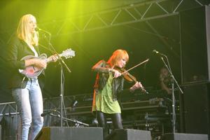 Bluegrassbandet Abalone Dots.