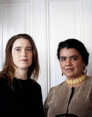 Rebecca Vinthagen och Edda Manga är redaktörer för boken.