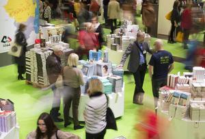 Årets Bokmässa är den 30:e. I fjol räknade arrangörerna in 96 315 besökare under fyra dagar.