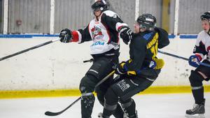 Casper Sandström är en av flera spelare som saknas i kvällens match.