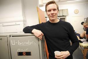 Daniel Berlin – potentiell drömvärvning för Sandviken.