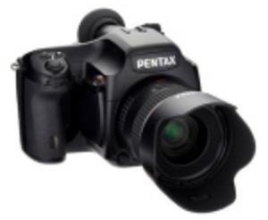 Pentax 645D - prisvärd mellanformatskamera