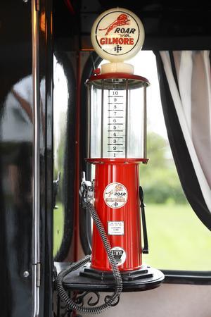 Whiskeypumpen är ett av många priser som vunnits på bilträffar.