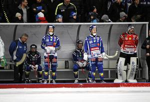 91:an Johan Esplund och 83:an Daniel Andersson är bästa vänner och har kamperat ihop i många år.