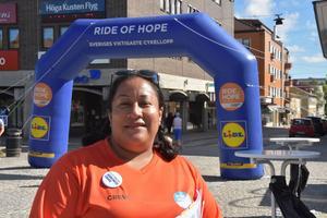 Eleanor Rendahl är projektledare på Barncancerfonden.