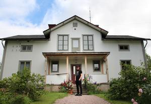 Bröderna Erik och Martin Lith är femte generationen i släkten som bor på gården.