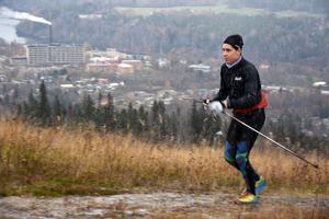 Fredrik Anderssons utveckling går framåt och i vinter vill han framförallt prestera bra i junior-VM.