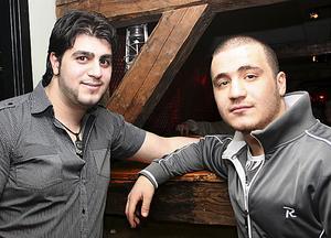 Konrad. Raam och Rasul
