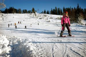 Premiärdags. På lördag öppnar slalombacken i Klacken för säsongen.