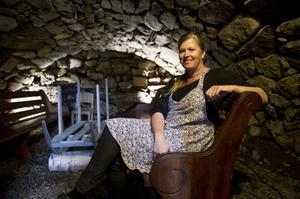 Sofia Olsson är mångsysslare och har även en egen restaurang.