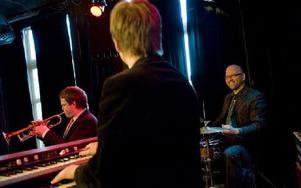 Jazztrion Trinity öppnar jazzhösten i Borlänge. Foto: Pressfoto