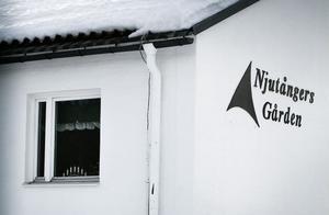 Njutångersgården har plats för 120 asylsökande.