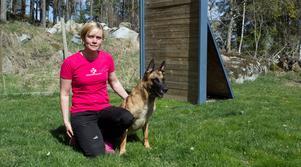 Emma Svensson och Magi är bäst i världen på mondioring 2 för belgiska vallhundar.