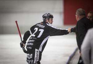 Christoffer Edlund laddar för World Cup och tycker att det är dags för SAIK att ta hem turneringen på hemmaplan.