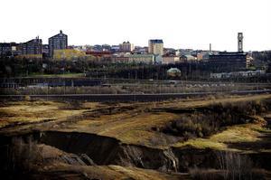 Brytningen av malm i Kiruna är varken mer eller mindre farlig än brytning av till exempel uran.