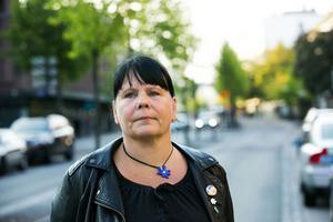 Självrannsakaren. Ann-Cathrine Löfwenhamn var Jenny Nordahls närmsta förtrogna i att kontrollera daladistriktet.  När Madelene Vestin vägrade skriva under redovisningen till Landstinget Dalarna granskade Löfwenhamn sig själv. (Arkivbild)