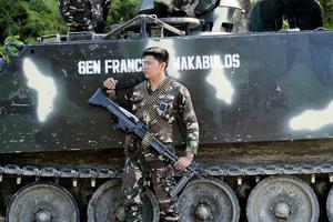 Filippinska militären ska nu sättas in i Dutertes krig mot droger.