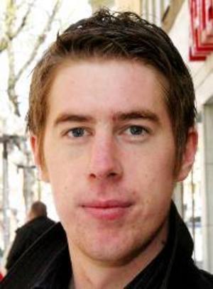 Johan Pihlström, 23 år, Östersund:– Nej, inte direkt. Det ger mig ingenting. Jag är inte intresserad av politik. Ska jag rösta måste jag läsa på.