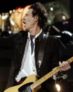 Keith Richards har världens mest fantastiska lever.