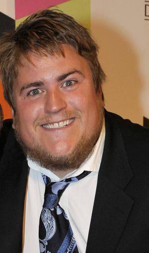 Tv-profilen Erik Ekstrand.