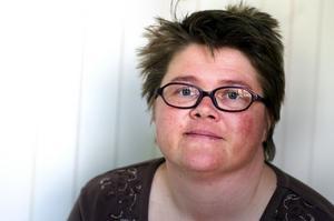 """Upprörd. """"Det är hemskt att bli ifrågasatt på det viset som Hanna Nordstrand blivit"""", säger Malin Nissela."""