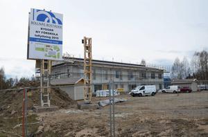 Den nya förskolan ska vara klar till den 1 oktober i höst.