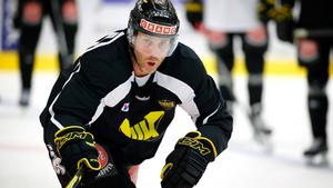 Strömberg spelade senast i VIK våren 2018 när han dominerade i kvalserien med 13 poäng på lika många matcher.