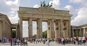 Sommarfesta i Berlin.