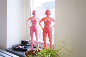 Gudrun Brännberg har prisats med två statyetter från Sundsvalls business awards för sin affärsidé.
