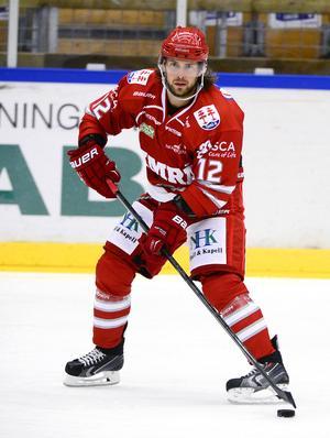 Andreé Hult i Timråtröjan 2014. Foto: Håkan Humla