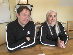 Alexander Driagin är ny huvudtränare för damlaget, Sofia Rådman slutar som spelare efter 17 år och kommer hjälpa till som lagledare.