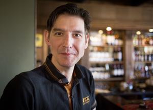 David Smith har en dag  dedikerad för Inda Pale Ale på sin pub.